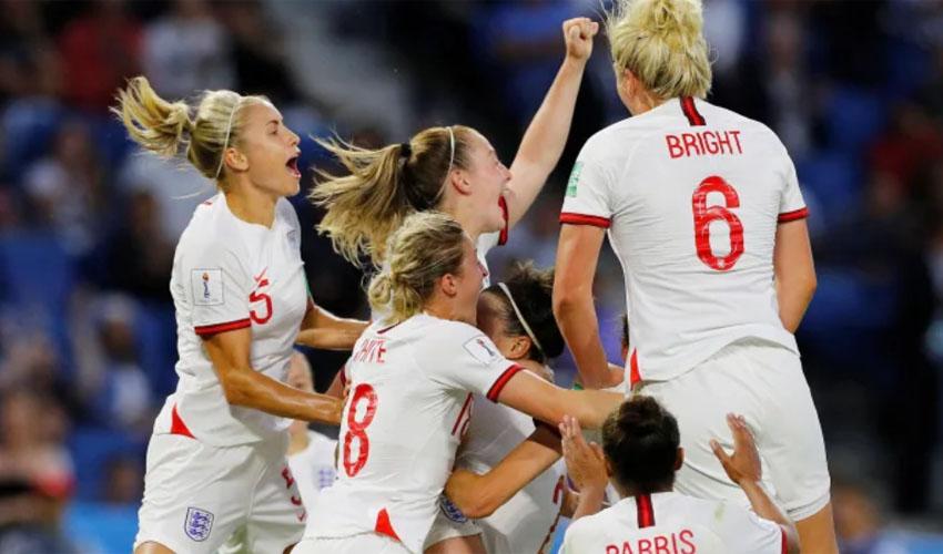 נבחרת אנגליה, מונדיאל הנשים 2019 (צילום: רויטרס)