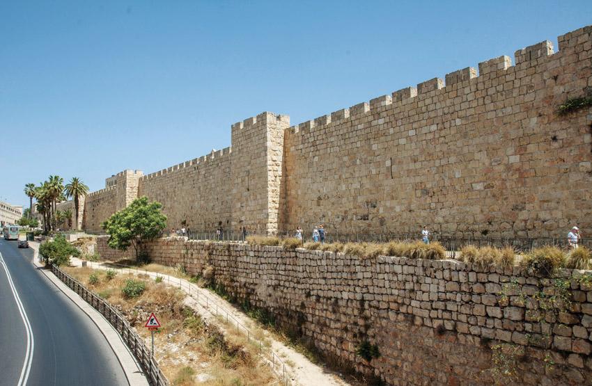 העיר העתיקה (צילום: אמיל סלמן)