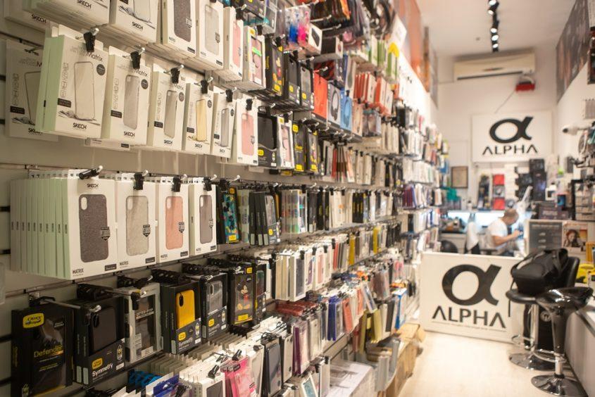 אלפא שירותי מעבדות סלולר (צילום: יובל כהן אהרונוב)
