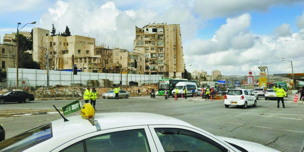הכניסה לירושלים (צילום: שלומי הלר)