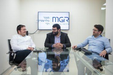 """עו""""ד דב מצנר מפירמת MGR (צילום: יובל כהן אהרונוב)"""