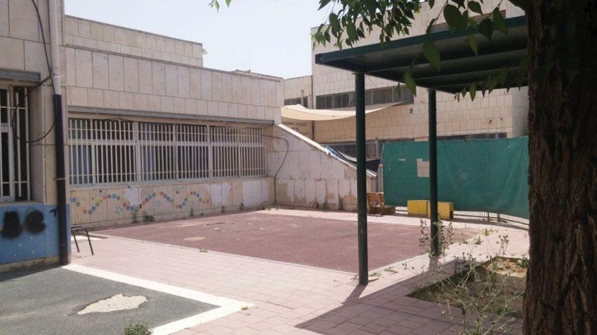 המבנה שבו יפעל מסלול ענבר בקטמון (צילום: האגודה לקידום החינוך)