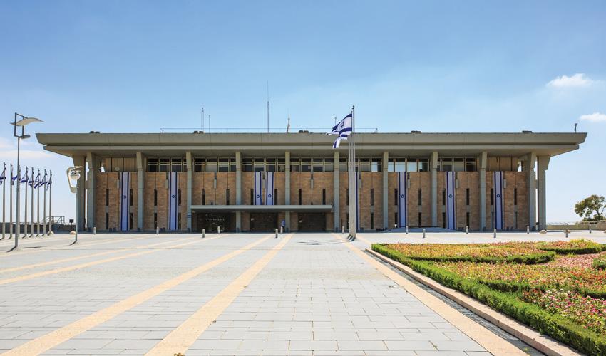 פרסום ראשון: המתכננת המחוזית תדרוש לבצע שינויים מהותיים בתוכנית החדשה להרחבת הכנסת