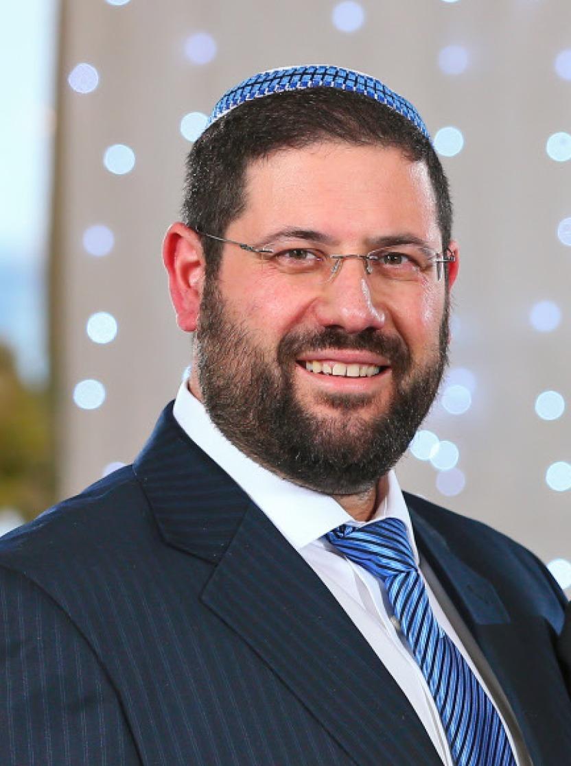הרב אבי ברמן (צילום: OU ישראל)