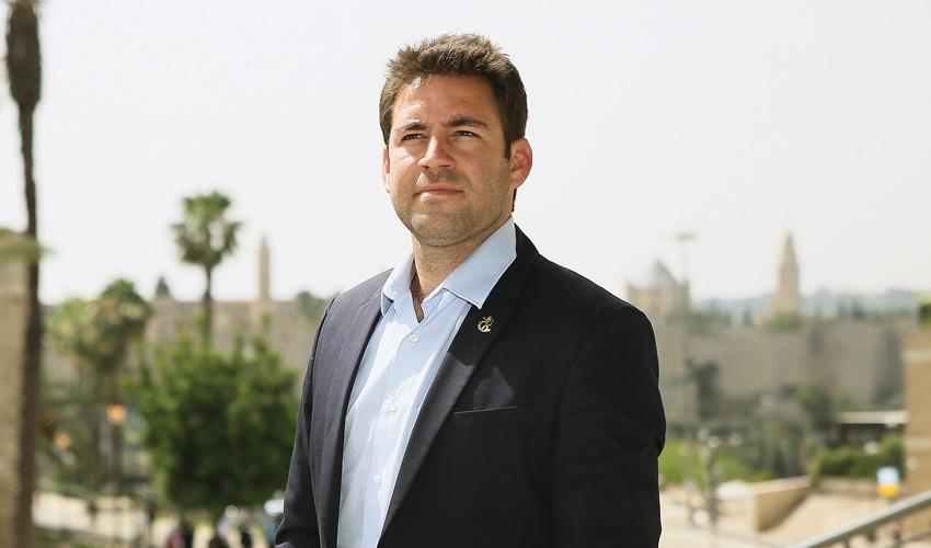עופר ברקוביץ (צילום: ארנון בוסאני)