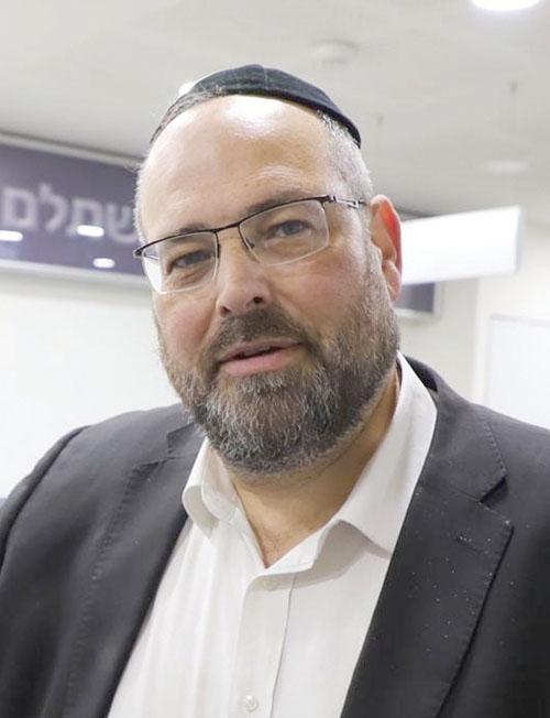 אליעזר ראוכברגר (צילום: פרטי)