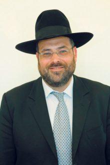 אליעזר ראוכברגר (צילום: יהדות התורה)