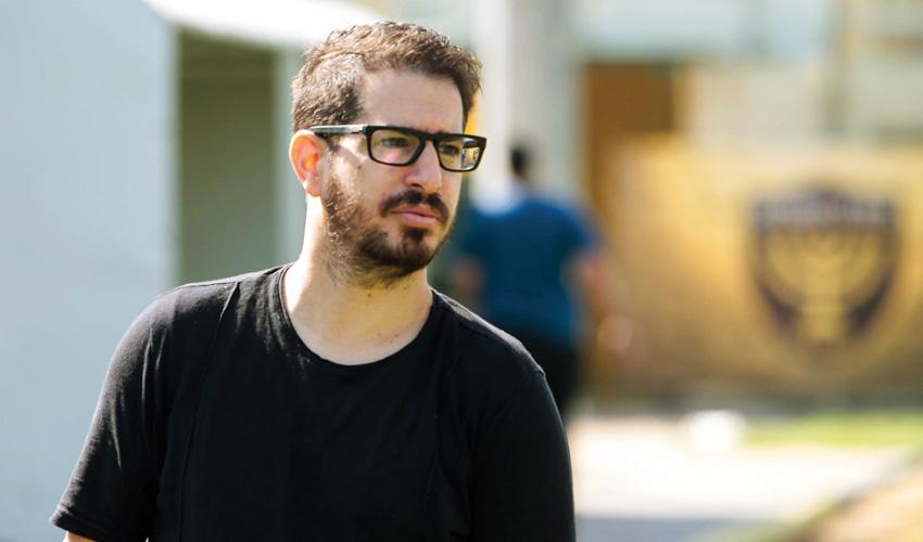 משה חוגג (צילום: אורן בן-חקון)