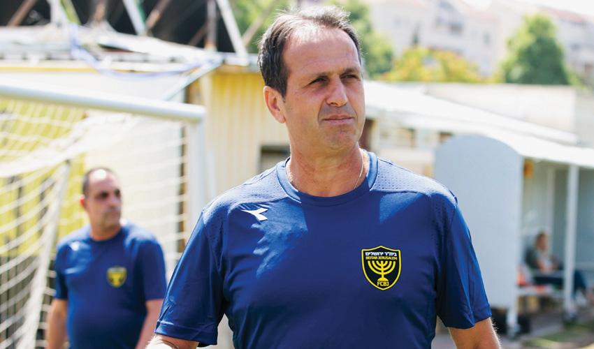 רוני לוי (צילום: אורן בן-חקון)