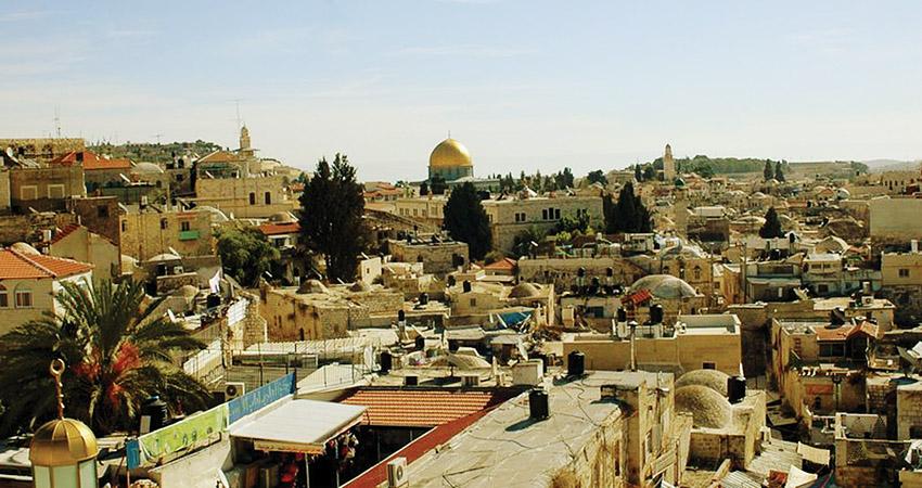 העיר העתיקה (צילום: מוחמד מוסא שהואן, מתוך ויקפידיה)