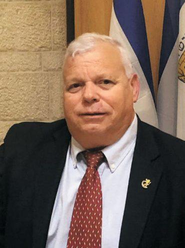 סגן ראש העיר אלישע פלג (צילום: פרטי)