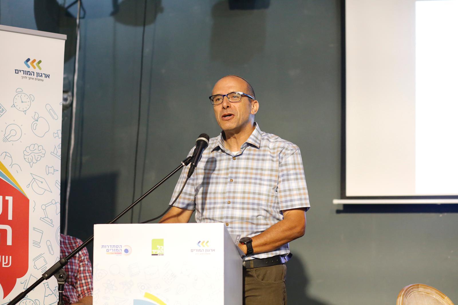 """מרדכי בניטה, מנכ""""ל משרד ירושלים ומורשת (צילום: מעיין סבאג)"""