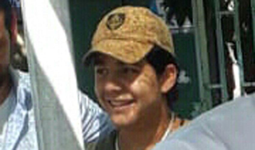 שאלתיאל ישראל חדאד, נעדר (צילום: דוברות המשטרה)