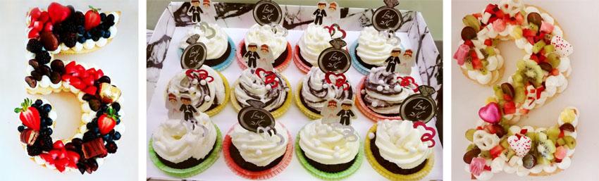 בת אל סבח עיצוב עוגות (צילום: פרטי)