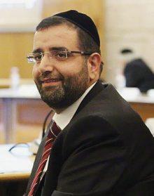 סגן ראש העיר אברהם בצלאל (צילום: יעקב כהן)