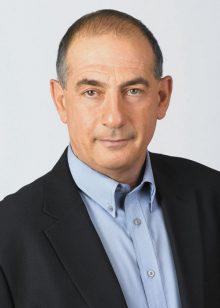 חבר המועצה יוסי חביליו (צילום: ישראל כהן)