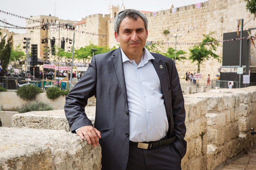 זאב אלקין (צילום: אמיל סלמן)