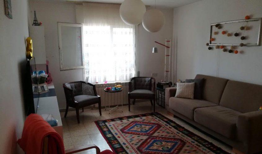הדירה ברחוב הרב שרם, רמת שרת (צילום: מיכל אטלס)