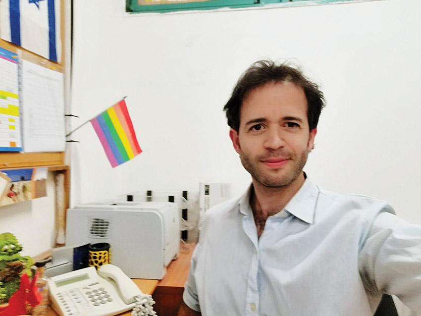 אמנון רבינוביץ' (צילום: מתוך דף הפיסבוק של אמנון רבינוביץ')