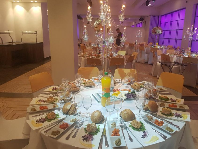 אירועים במלון כורש (צילום: באדיבות מלון כורש סנטרל))