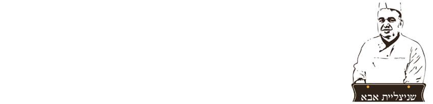 לוגו שניצליית אבא