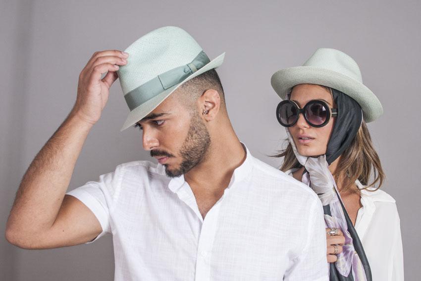 שרלוקס כובעים (צילום: גיא דויטש)