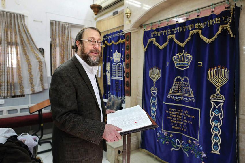 הרב אהרון ליבוביץ (צילום: פרטי)