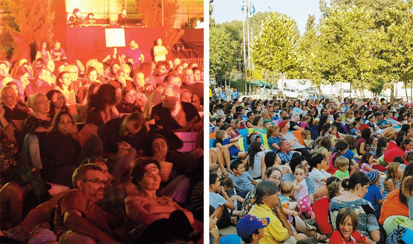 פסטיבל סוף הקיץ בשנה שעברה (צילומים: נגה ארד אילון)