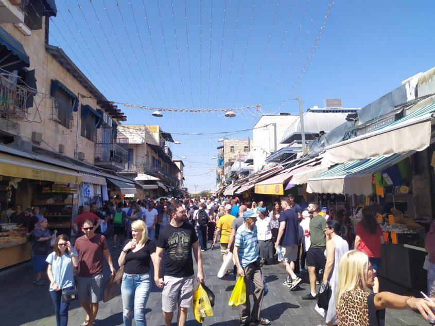 יום הבחירות בירושלים - 17.9.19 (צילום: שלומי הלר)