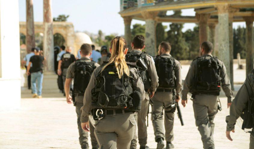 כוננות שיא של משטרת ירושלים לקראת תפילת יום השישי של הרמדאן; כבישים בירושלים ייחסמו לתנועה