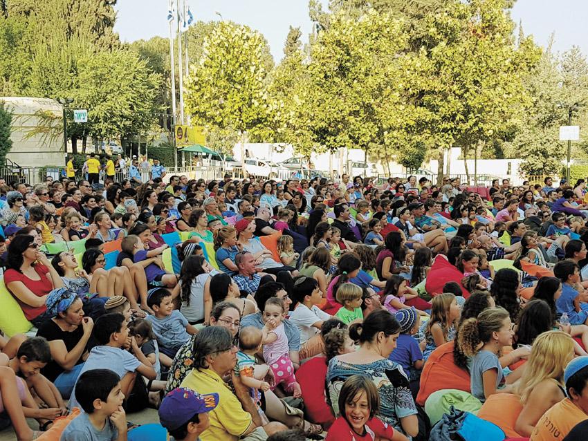 פסטיבל סוף הקיץ בשנה שעברה (צילום: נגה ארד אילון)