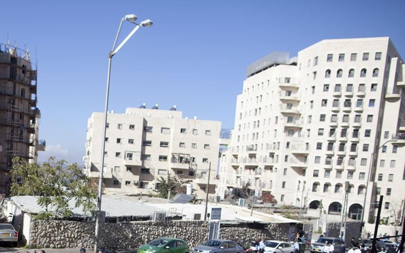 שכונת רוממה (צילום: ליאור מזרחי)