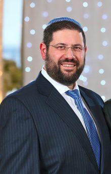 הרב אבי ברמן (צילום: אליהו ינאי)