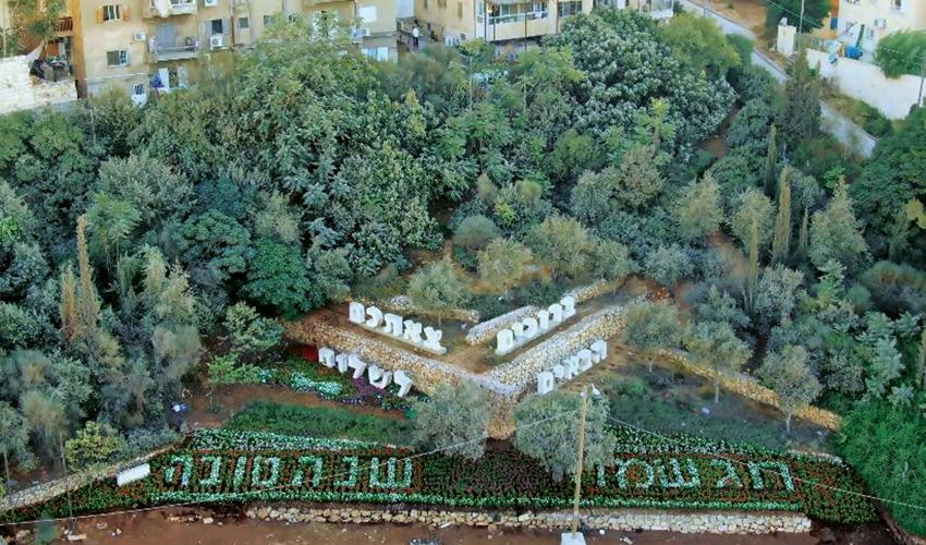 ברוכים הבאים לירושלים (צילום: אלטרניטבה 1)