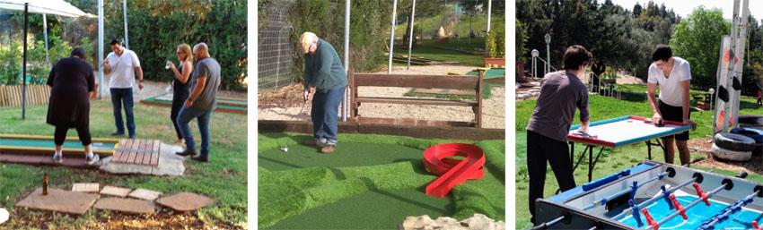 מיני גולף פרוד (צילום: עצמי)