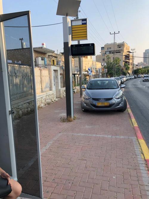 יוסי בן יועזר (צילום: ברחובות שלנו - התארגנות הולכי הרגל בירושלים)