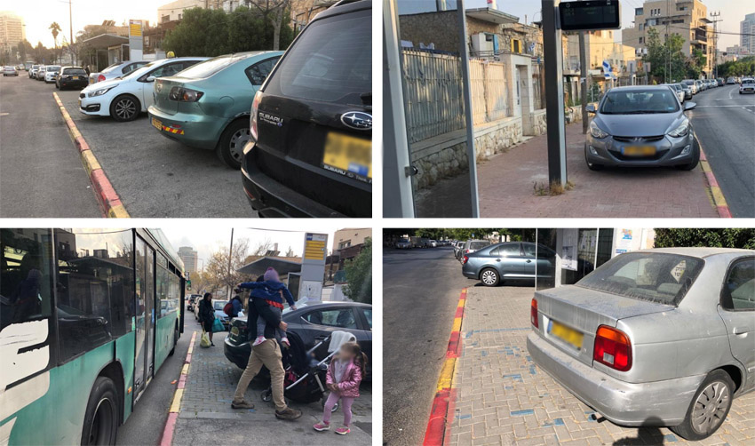יוסי בן יועזר (צילומים: ברחובות שלנו - התארגנות הולכי הרגל בירושלים)
