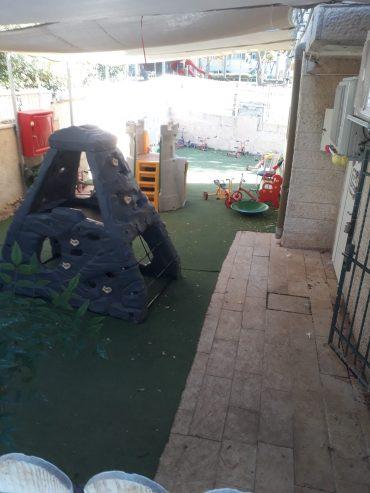 גן הילדים בקרית היובל (צילום: פרטי)