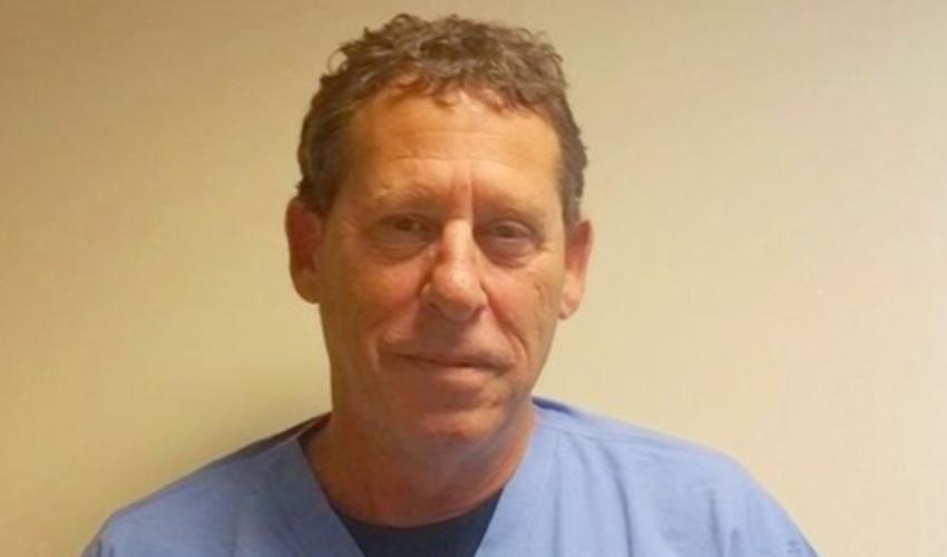 פרופ' רון כרמלי, הדסה עין כרם (צילום: דוברות הדסה)