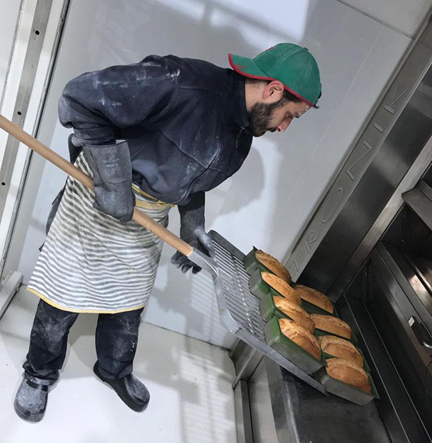 לחם פיינגולד (צילום: נתן פיינגולד)