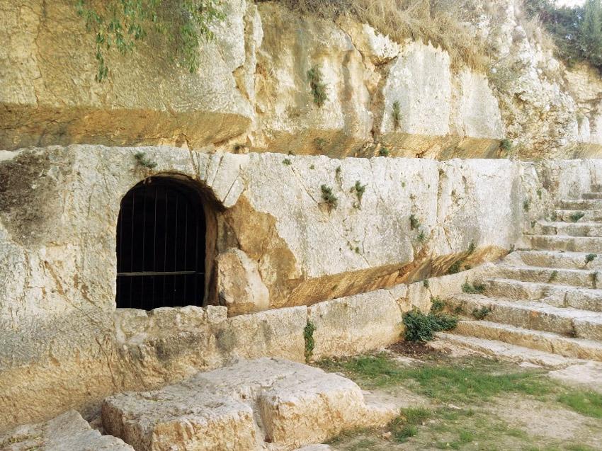 """אתר קברי המלכים בעיר העתיקה (צילום: ד""""ר אדם אקרמן)"""