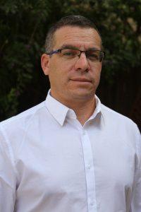 """רותם אביבי, יו""""ר הנהגת הצופים בירושלים (צילום: פרטי)"""