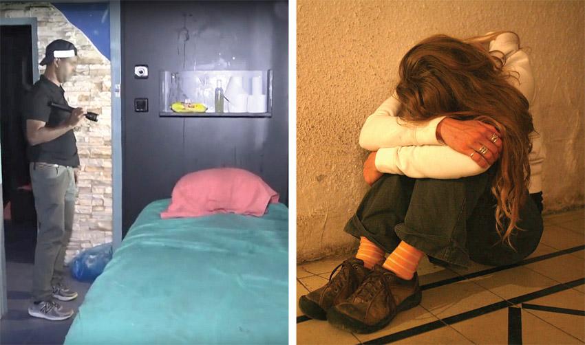 בדירה בלב פסגת זאב – נערות בבית בושת: כך עבדה שיטת הניצול