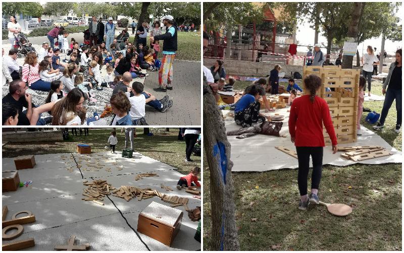 פעילויות השבת למשפחות הירושלמיות (צילומים: פרטי)