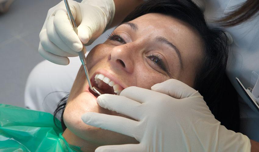 אילוסטרציה רופא שיניים (צילום: א.ס.א.פ קריאייטיב INGIMAGE) 