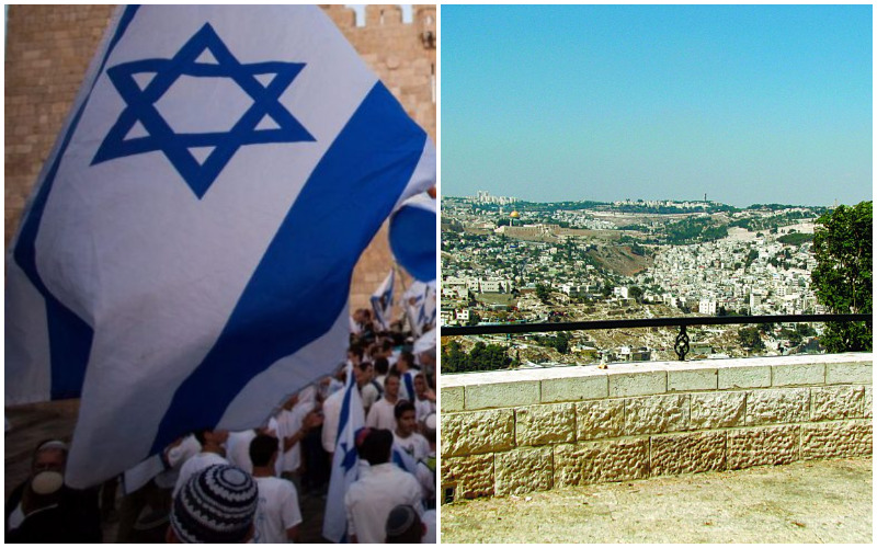 """היום, שני, בארמון הנציב: מחאה נגד הפעילות של אונר""""א בירושלים"""