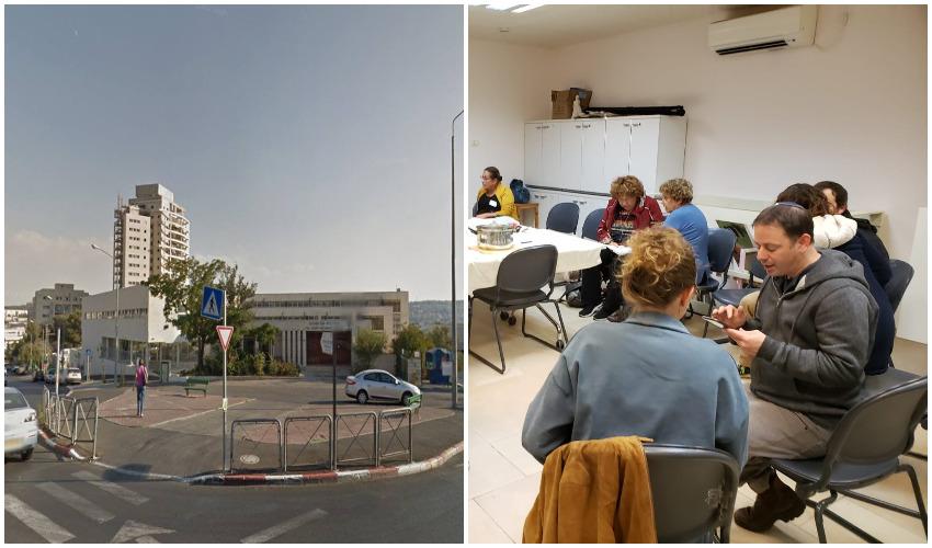 מפגש חשיפה למיזם 'איפה אתה בשבת', מינהל קהילתי גוננים - צילומים פרטי, מתוך דף הפייסבוק של מינהל קהילתי גוננים