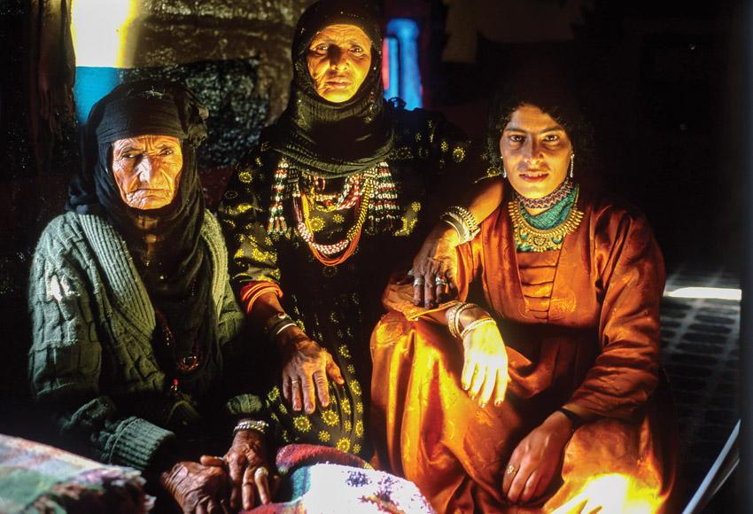 """מתוך התערוכה """"תימן: משבא לירושלים"""" (צילום: נפתלי הילגר)"""