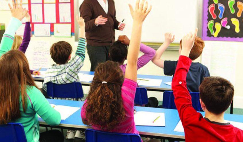 ילדים בכיתה (צילום אילוסטרציה: א.ס.א.פ קריאייטיב INGIMAGE)