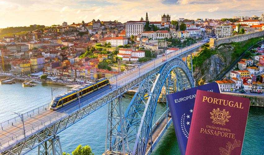 אזרחות פורטוגלית ודרכון אירופאי - כ-3.5 מיליון ישראלים זכאים (צילום: שאטרסטוק)